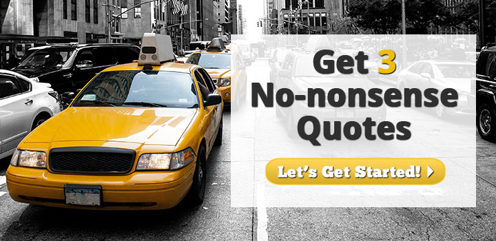 The Best Taxi Cab Insurance
