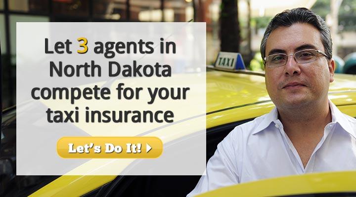 North Dakota Taxi Insurance Quotes