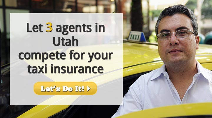 Utah Taxi Insurance Quotes